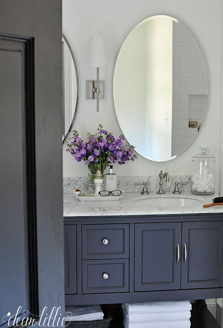 A Little Peek Into Our Updated Master Bathroom Dear