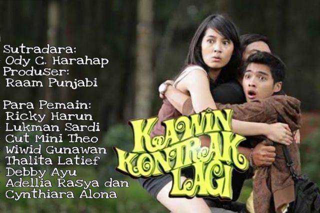 FILM - Kawin Kontrak Lagi 2008 Full HD