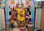 सागर के इतवारा बाजार स्थित प्रसिद्ध मंदिर में विराजी मा सरस्वती जी