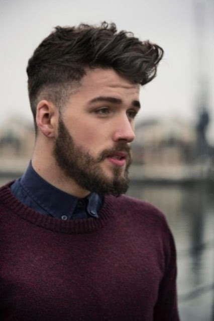 mens haircuts for oblong faces Suitable for Anniversary Event