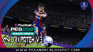 PES 2021 Andri Patch V3.0 AIO For PC