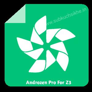 andro zen pro download