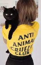 anti animal cruelty club shirt.  PYGear.com