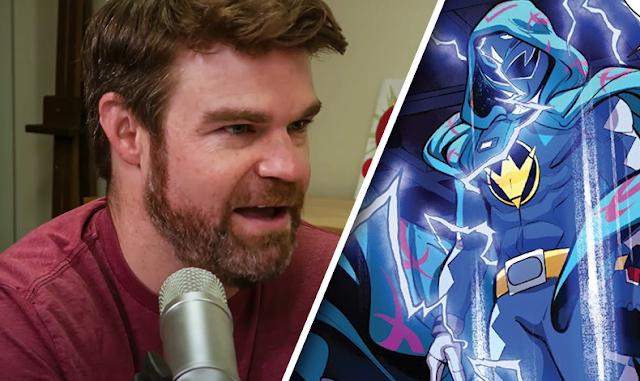 Ryan Parrott revela detalhes do momento atual dos quadrinhos de Power Rangers