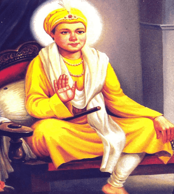 Guru Harkrishan Ji Eighth Sikh Guru Photo Images
