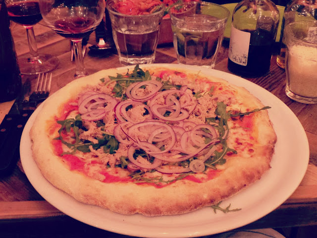 Little Nonna pizzeria gluten free paris restaurant italien