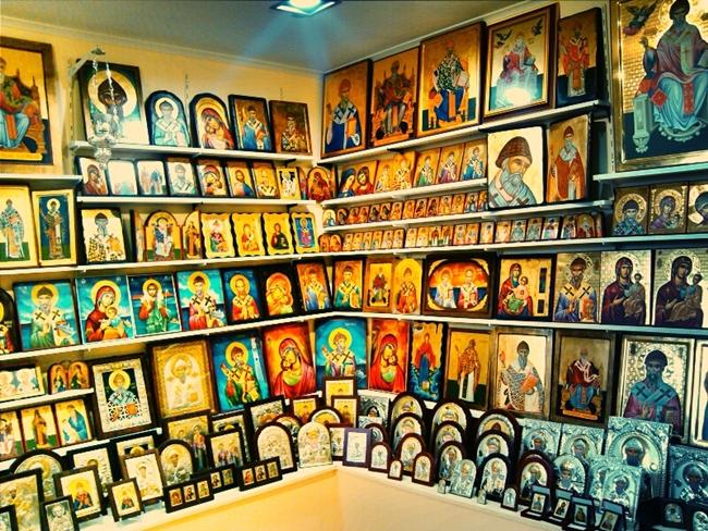 Corfu icons