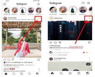 Cara Mengubah Tampilan Instagram Android Jadi Iphone