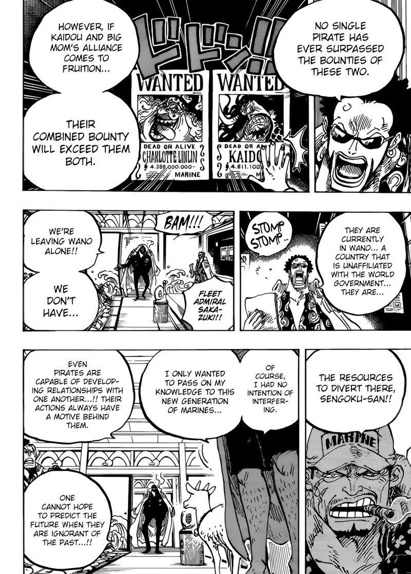 One Piece Manga Chapter 957 - Image 018