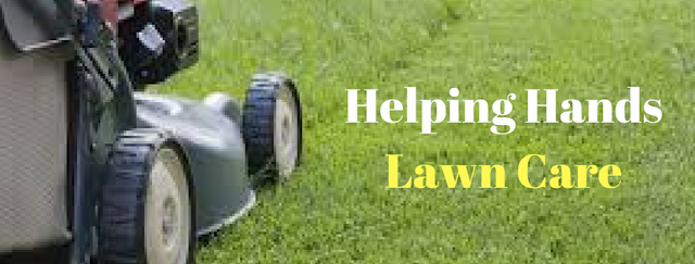 Promote Commotion Network Of Businesses Helping Hands Lawn Care