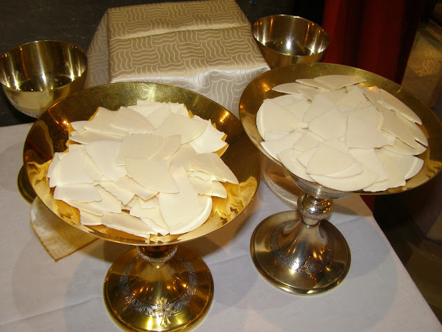 eucharistie communion