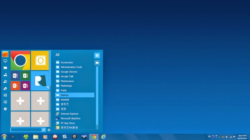 Windows 10 UX Pack 1.0