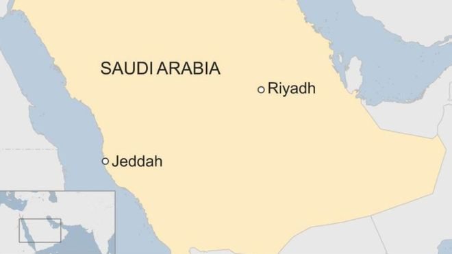 Palace guards killed in Saudi shooting in Jeddah