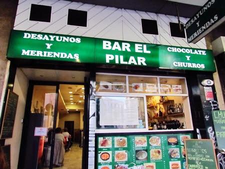 BAR EL PILAR