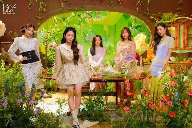 Biodata, Profil, dan Fakta Red Velvet