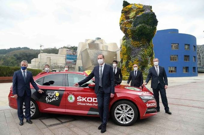 El Tour de Francia 2023 comenzará en Bilbao el 1 de julio