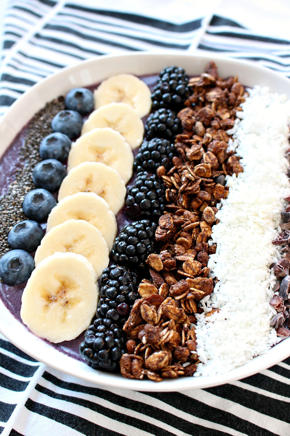 Healthy Smoothie Bowl Recipes Ideas