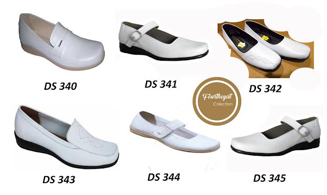 Katalog Grosir Sepatu Perawat Putih