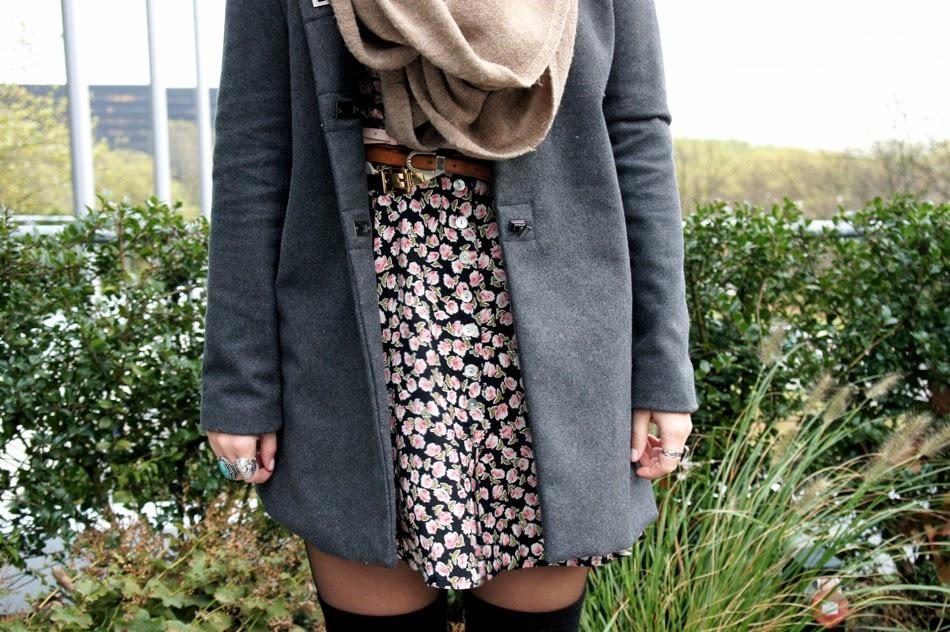 outfit bl mchenkleid im herbst c 39 est lali fashionblog aus hamburg. Black Bedroom Furniture Sets. Home Design Ideas