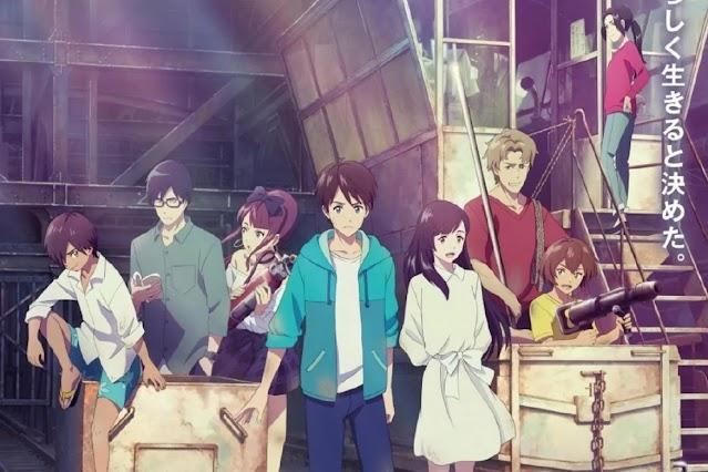 فيلم الأنمي Bokura no Nanokakan Sensou مترجم بلوراي
