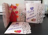 tarjeta dia de la madre 2019