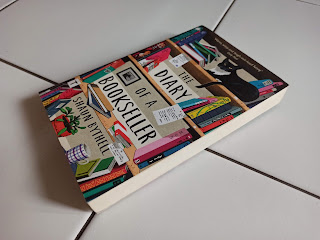 9 The Diary of A Bookseller by Shaun Bythell