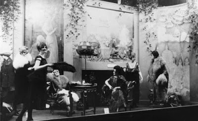 Imagem vitrine início séc. XX