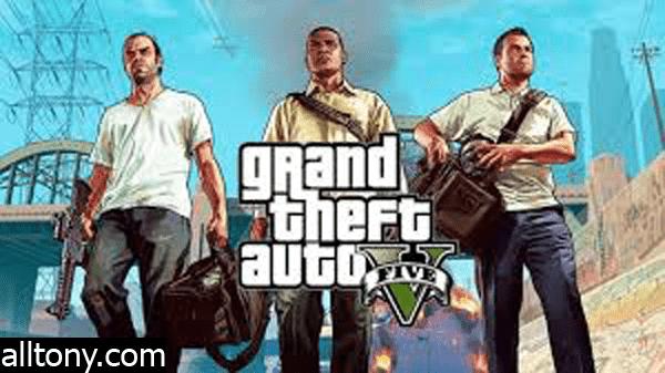 تحميل لعبة GTA 5 مجانى من متجر Epic Games الاصدار الجديد