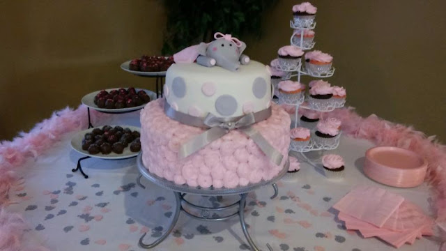 Baby Shower Cakes for Baby Shower Parties