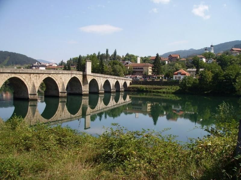 Lüleburgaz İlçesinde Bulunan Sokullu Mehmet Paşa Köprüsü