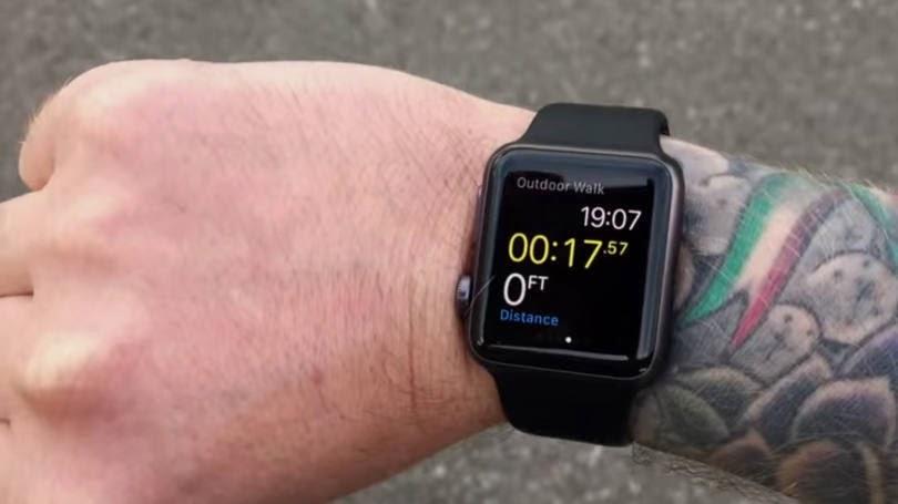 Apple Watch não funcionou corretamente num pulso tatuado