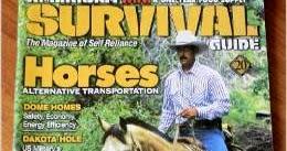 Survivalist Magazine Pdf
