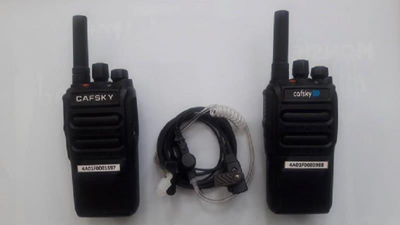 Sewa HT Cafsky Jakarta Indonesia | Rental Handy Talky GSM 4G POC