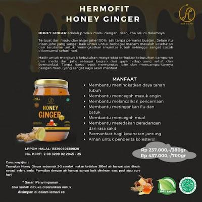 HERMOFIT HONEY GINGER