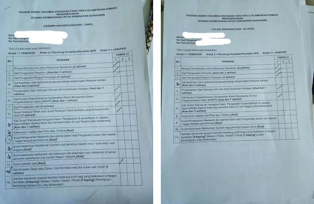 Cara Dan Proses Permohonan Nikah Bagi Negeri Kedah