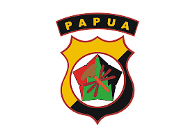 Polda Papua Logo Vector download free