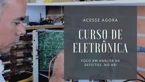 Curso Online de Eletrônica com Foco na Análise de Defeitos