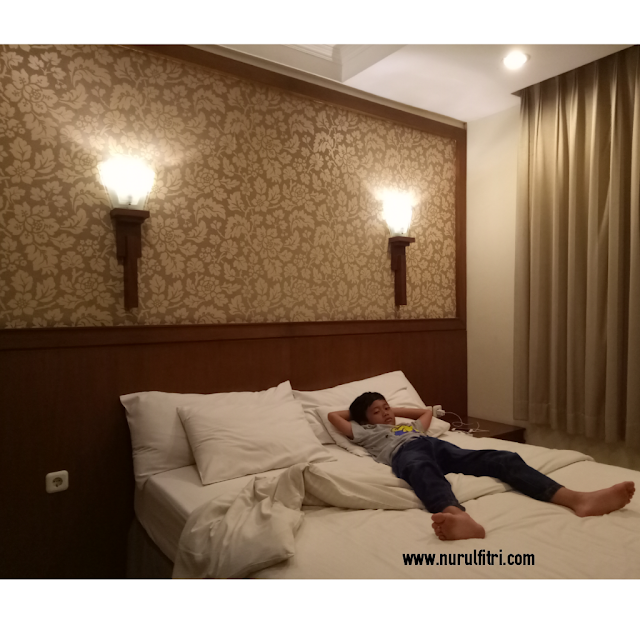 hotel murah yang strategis di Bandung