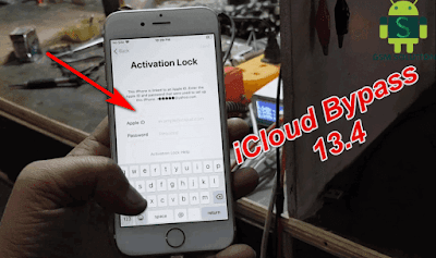 Bypass iCloud Activation Lock iPhone 6S Latest Update 13.4