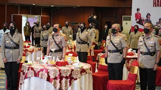 Kapolda Jateng Puji Totalitas Polwan dalam penanganan Pandemi Covid 19