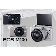 Canon EOS M100 DSLR Firmware最新ドライバーをダウンロードします