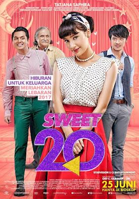 Sinopsis film Sweet 20 (2017)