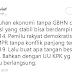 ANDI ARIEF Mentwiit Jokowi Ingin Dikenal Sebagai Orang Baik, Diakhir kekuasaannya