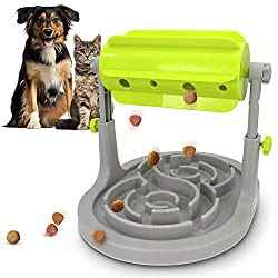 Hundespielzeug interaktiv