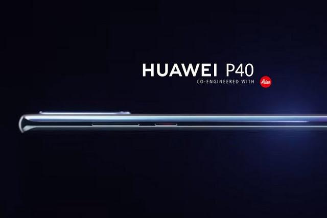 تسريب مواصفات هاتف Huawei P40 Pro