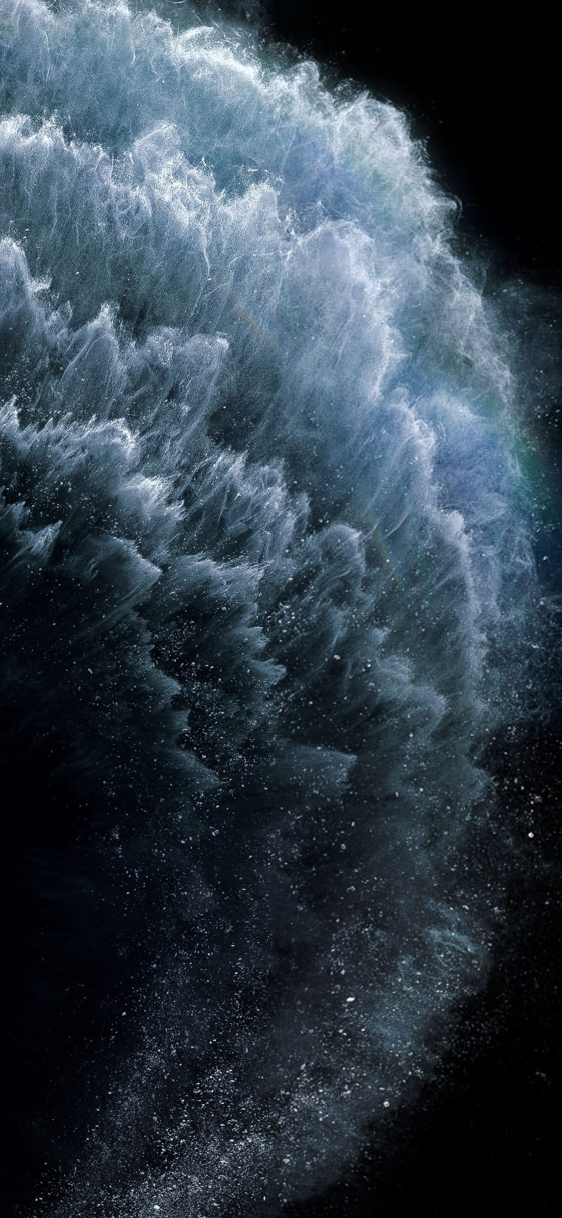 Abstract Water Iphone 11 Pro Wallpaper