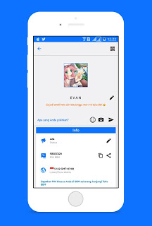 Download BBM Mod Re-iOS Apk v3.3.4.48 For Android