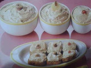 Mantequilla de mostaza