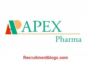 District Manager At APEX Pharma