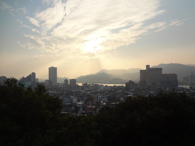 Vistas de Macao